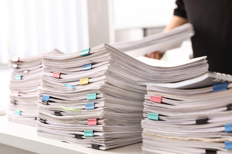 Archivage & classement chronologique des documents comptables selon la date d'exercice à Saint-Leu 974 | Sté AJ (Julie Acamer)